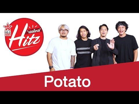 Hello HitZ : Say Hello กับ 4 หนุ่มวงร็อคหัวมัน(ส์) POTATO!
