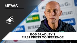 Swans TV - Bob Bradley's first press conference