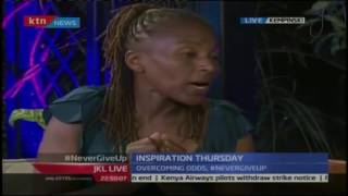 JKL: Inspirational Thursday; Kanja Wangu explains her car jack and rape ordeal, /11/16 part 3