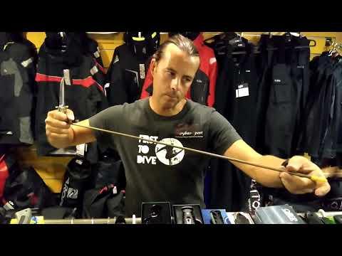 Review cuchillos para buceo y pesca submarina 2017