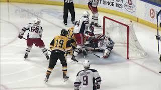 Wolf Pack vs. Penguins   Jan. 11, 2020
