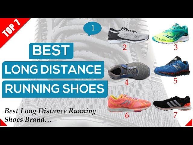 Best Long Distance Running Shoes Top 7 For Marathon Runners