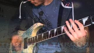 This Runs Through When Halos Hold The Moon guitar cover