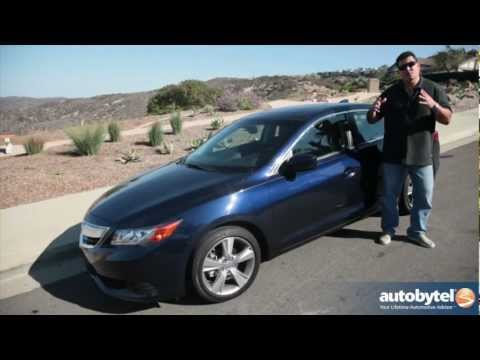 2013 Acura ILX Video Review