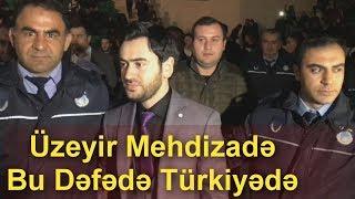 Uzeyir Mehdizade Bu Defede Turkiyede Bele İzdihamla Qarsilandi ( Turkiye Konserti )