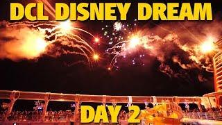 Disney Cruise Line Disney Dream 3-Night Cruise | Day 2