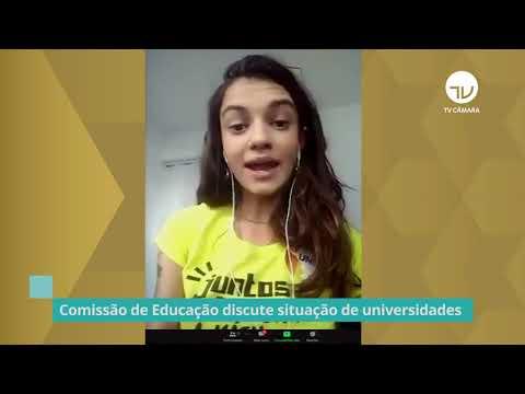 Comissão de Educação discute situação de universidades - 07/06/21
