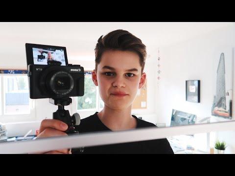 Warum die Canon G7X Mark II die beste VLOG-KAMERA ist!   Oskar (Vlog)