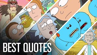 16 Best Rick & Morty Quotes Of All Time