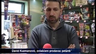 TV KANAL 9, NOVI SAD: SEZONA PETARDI POČINJE