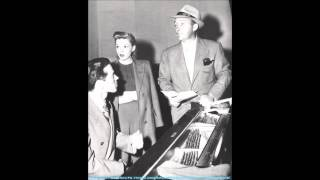 Judy Garland & Bing Crosby...People Will Say We're In Love