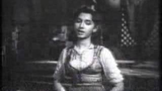 Chor Bazar (1954): Hui ye humse naadaani teri mehfil men