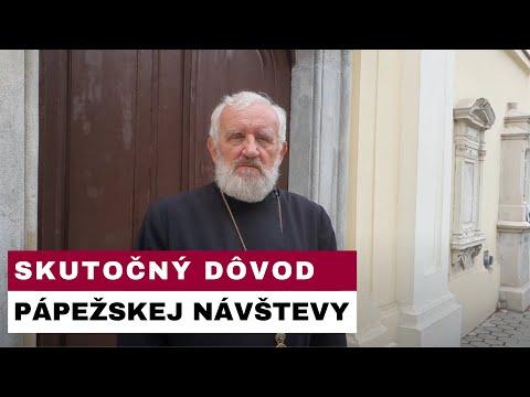VLADYKA PETER RUSNÁK – Ako to, že tak malý štát príjme návštevu Svätého Otca?