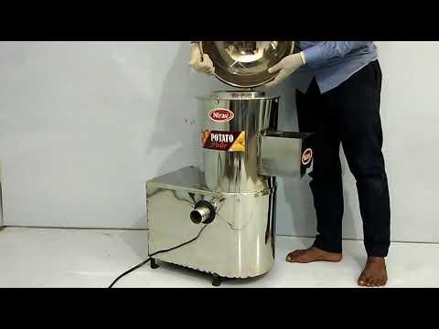 Potato Peeling Machine For Food Industry