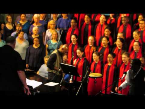 Boston City Singers and Mystic Chorale Bring the Jazz with Regie Gibson