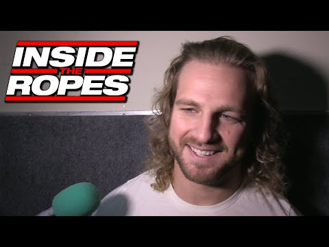 Hangman Adam Page Talks Advice From Jim Ross, Match With PAC & More