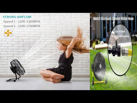 best battery operated fan 2021