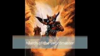 Rhapsody Of Fire - March Of The Swordmaster