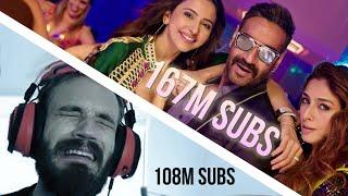 Top 10 Indian Gamers! (bigger than Pewdiepie!)