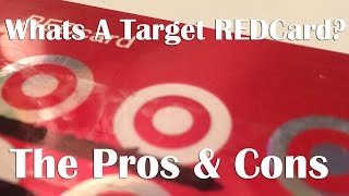 Whats A Target REDCard? I Pros & Cons
