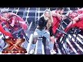 Louisa Johnson Performs Michael Jackson Cl.ic  | Live Week 2 | The X Factor 2015