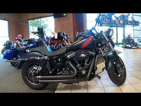 2017 Harley-Davidson Fat Bob FXDF 103