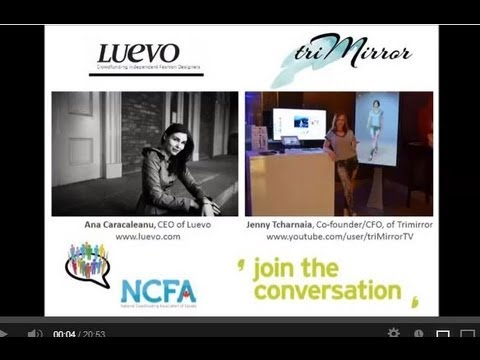 0 - Interview with Luevo and TriMirror about Fashion Start-ups and Crowdfunding