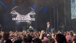 Lil Pump - SAD! (XXXTENTACION Tribute) [Live @ WOO HAH! Festival Beekse Bergen]