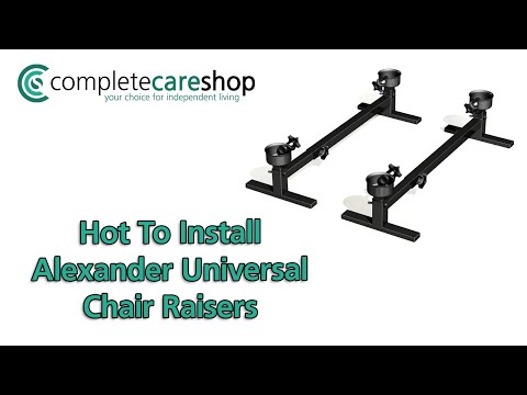 Raise A Chair With No Tools