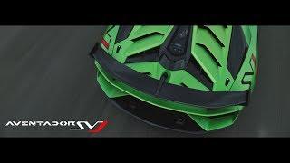 Lamborghini Aventador SVJ: Real Emotions Shape the Future