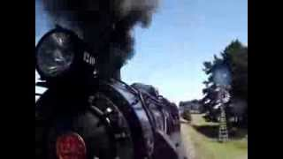 preview picture of video 'Glenbrook Vintage Railway - JA1240 in steam'