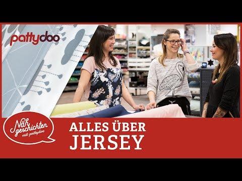 Alles über Jersey - Nähgeschichten mit pattydoo Folge 2