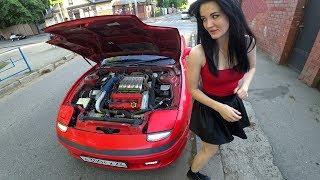 Купила японскую FERRARI - MMC GTO