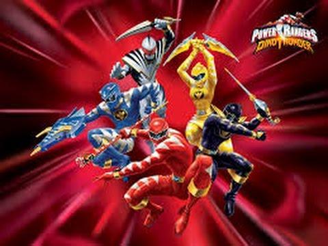Power Rangers : Dino Tonnerre GBA