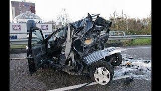 Дураки и дороги 2018 или Не очкуй! Сборник безумных водителей #5