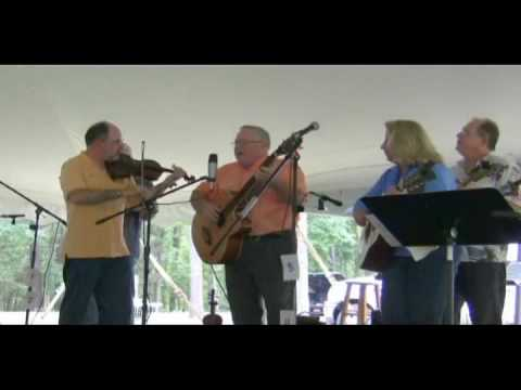 Cane Creek Bluegrass Band -  2009 Elijah Clark Bluegrass Festival Set 1
