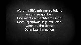 Clueso, Feat. Kat Frankie : Wenn Du Liebst (mit Text)
