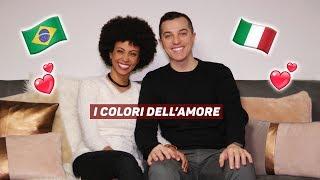 COPPIE MISTE IN ITALIA 💖I COLORI DELL