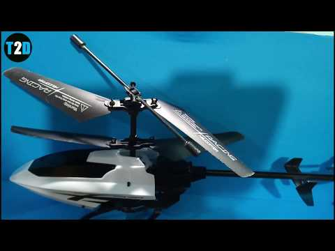 RC helicopter Unboxing and Features | Remote Controlled Helicopter Review
