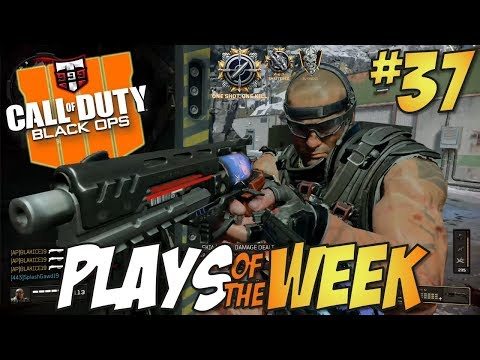 LOL!! - Call of Duty Black Ops 4 PLAYS OF THE WEEK #37
