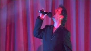 Danny Roman Tom Jones tribute - Never fall in love again