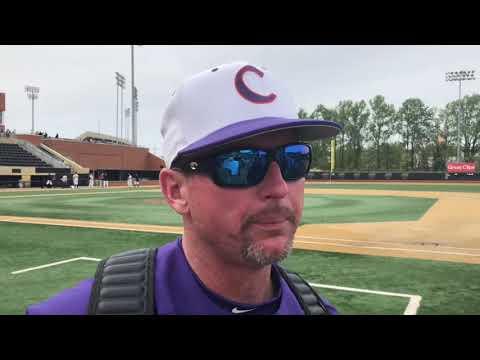 Clemson Baseball || Lee, Higginbotham, Wharton, Wilkie - 4/22/18
