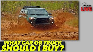 The 2020 Toyota TRD Pro Now Costs OVER $50,000! | What Car or Truck Should I Buy Ep. 87