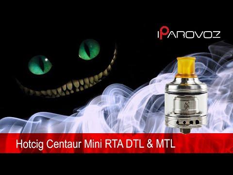 Hotcig Centaur Mini RTA