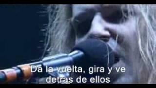Children of bodom - Aces high (subtitulado al español)