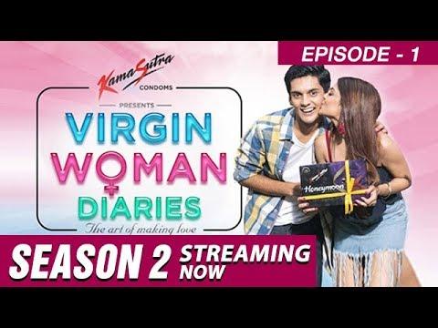 Virgin Woman Diaries – Ep 01   Web Series   Kabir Sadanand   FrogsLehren   HD