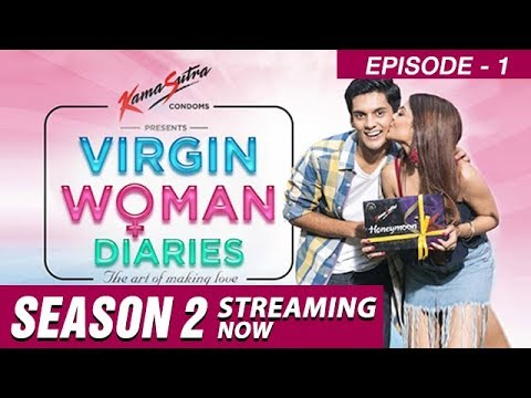 Virgin Woman Diaries – Ep 01 | Web Series | Kabir Sadanand | FrogsLehren | HD