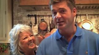 Paula Deen Cooks Meatloaf - Get Cookin With Paula Deen