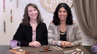 Artbeads Cafe - Bead Loom Patterns With Cheri Carlson And Cynthia Kimura