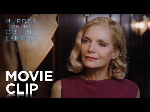 Murder on the Orient Express (Clip 'Some Men')